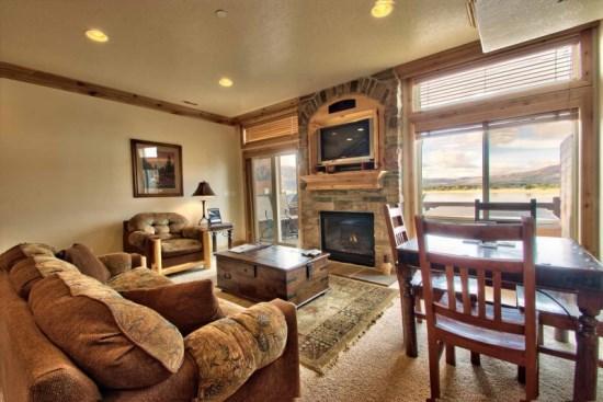 Lake Front Huntsville Condo | Luxury 2 Bedroom | Lakeside Unit 63 - Image 1 - Huntsville - rentals