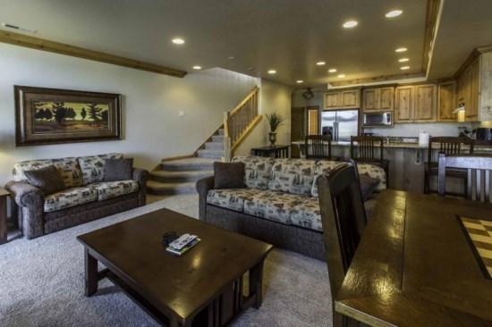 Lake Front Huntsville Condo | Luxury 2 Bedroom | Lakeside Unit 72 - Image 1 - Huntsville - rentals