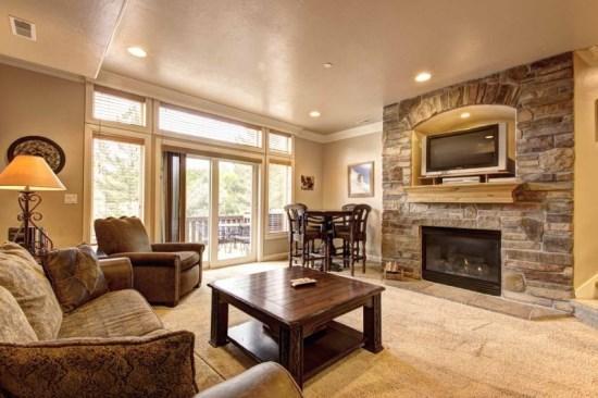 Snowbasin Park View Condo | Luxury 2 Bedroom | Lakeside Unit 78 - Image 1 - Huntsville - rentals