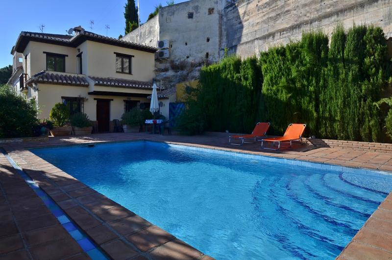 Carmen de la Bailaora with private swimming pool - Image 1 - Province of Granada - rentals