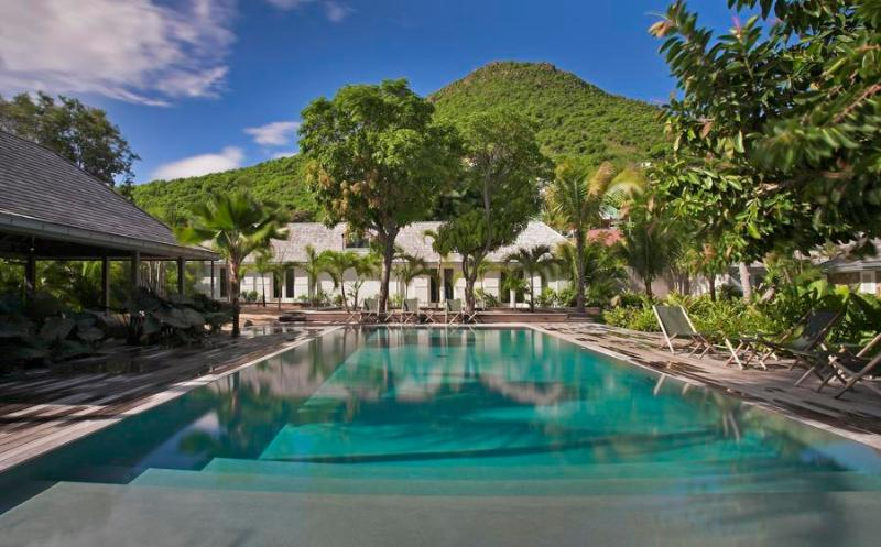 Le Manoir de Lorient at Lorient, St. Barth - Steps Away From Beach, Tropical Gardens, Contemporary - Image 1 - Saint Barthelemy - rentals