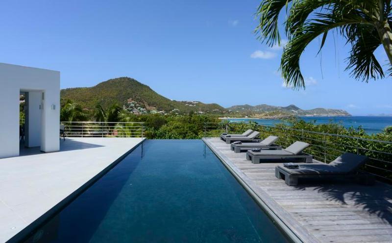 Avenstar at Camaruche, St. Barth - Beautiful Views, 2 Pools, Very Private - Image 1 - Camaruche - rentals