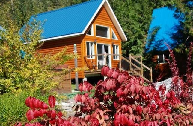 This is the Mackenzie Cabin - Mackenzie Cabin | Griffin Lake - Revelstoke - rentals