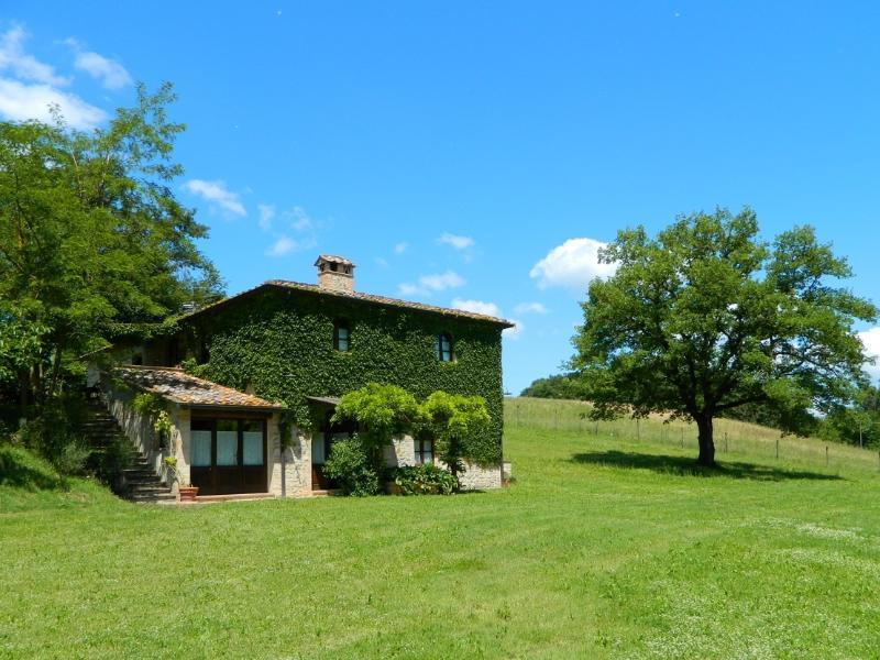 Villa Rosa - Image 1 - Casole d Elsa - rentals