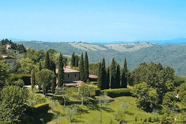 Villa Spuntone - Image 1 - Montalcino - rentals