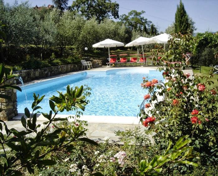 Villa Pergine - Image 1 - Pergine Valdarno - rentals