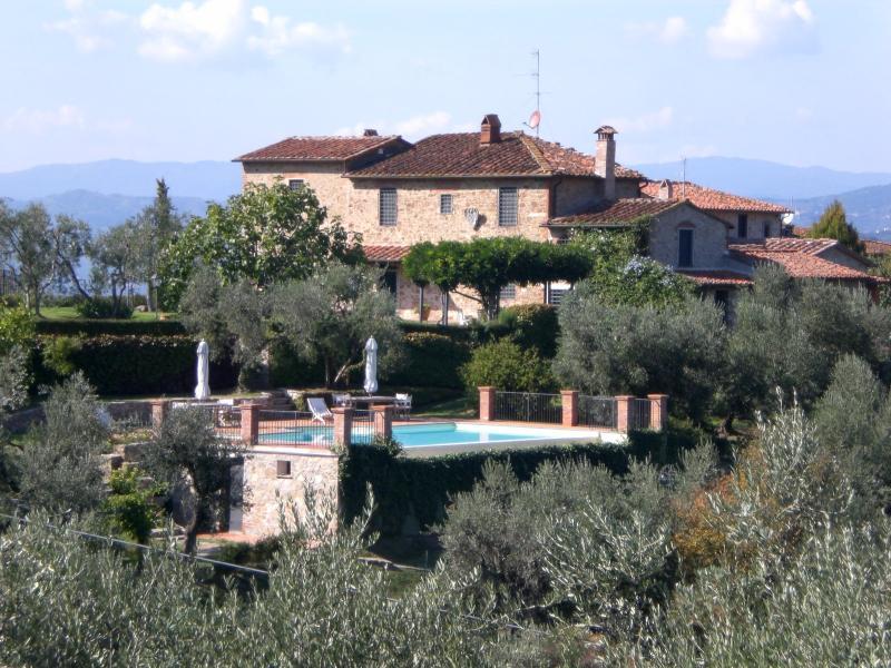 Villa Roncovisi B - Image 1 - Monsummano Terme - rentals