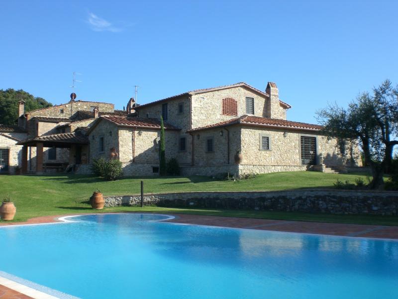 Villa dell'Angelo - Image 1 - Monsummano Terme - rentals