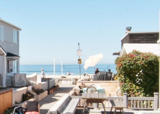 Ocean view from deck! - Location, Location! Ocean View 6BR steps to beach! - Pacific Beach - rentals