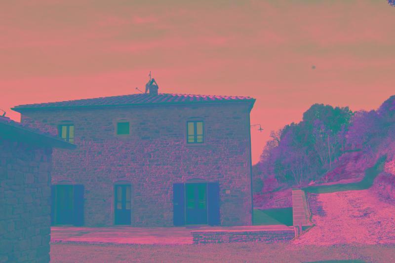 The old stone farmhouse - Locanda del Viandante - The old stone farmhouse - Anghiari - rentals