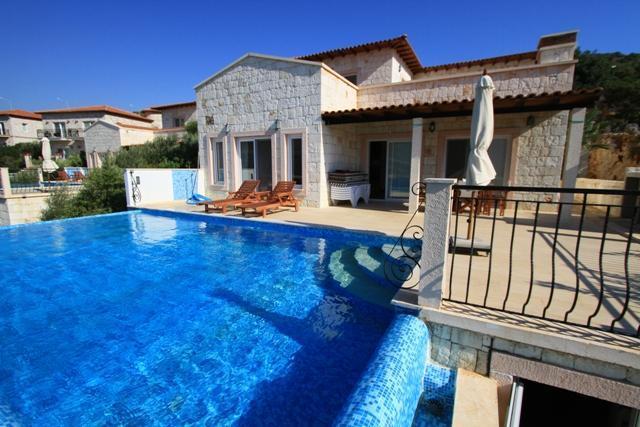 5 Bedroom Villa Basil with Airport Transfer - Image 1 - Kozakli - rentals