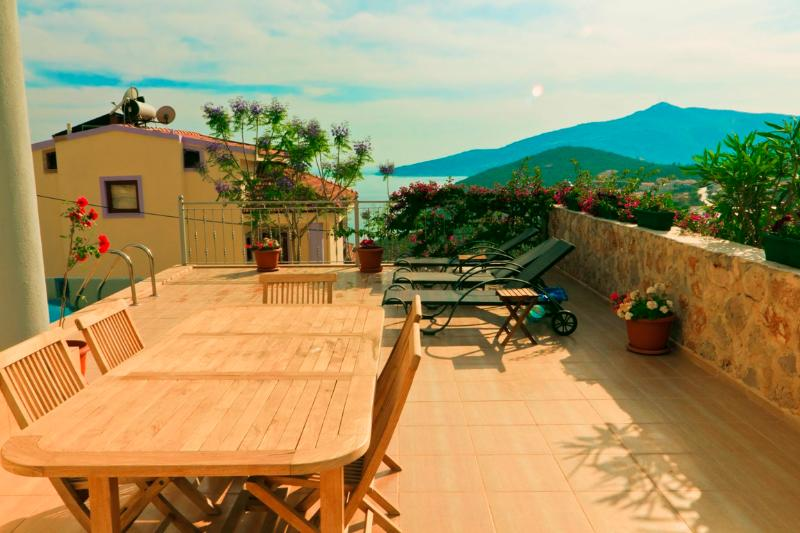4 Bedroom Villa Near Town in Kalkan (FREE CAR OR TRANSFER) - Image 1 - Kalkan - rentals