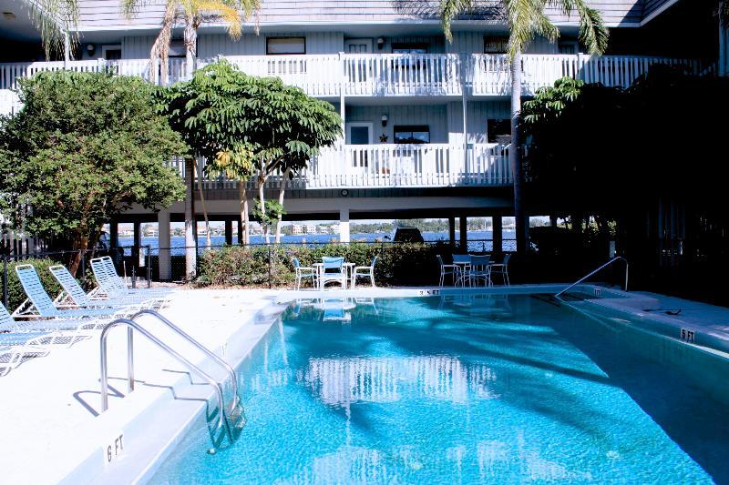 The Anna Maria Island Beach Palms - The Anna Maria Island Beach Palms 5B - Bradenton Beach - rentals