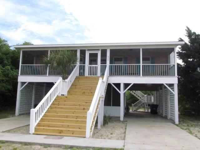 "2505 Loring St - ""Loring House"" - Image 1 - Edisto Beach - rentals"