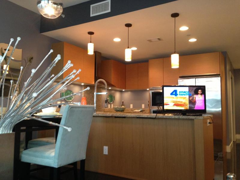 Kitchen - Beautiful Condo fully funished and brand new - Saint Petersburg - rentals