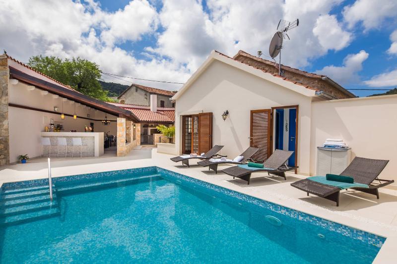 By the Pool - Luxury Holiday Villa, Hvar Island - Hvar - rentals