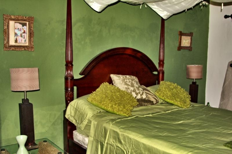 bedroom - B&B La Pantera Negra Green Room - Merida - rentals