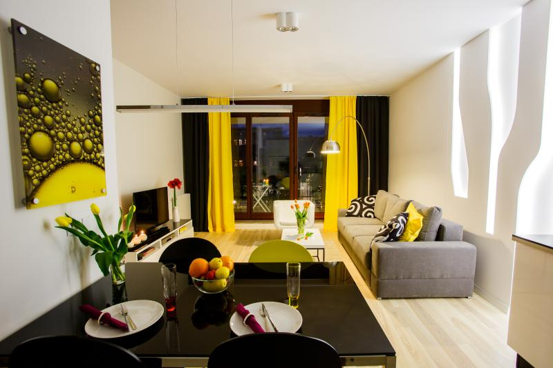Apartment Lemon - Apartment Lemon - Wroclaw - rentals