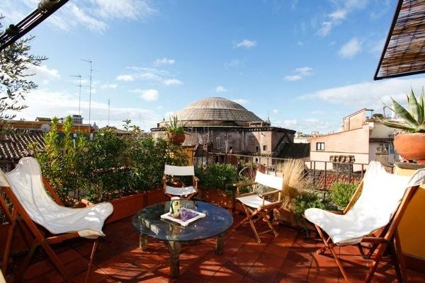 CR1050rome - Pantheon Apartment - Image 1 - Rome - rentals