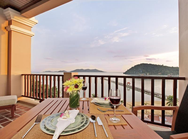 Luxury One bedroom sea-view apartment - Image 1 - Koh Chang - rentals