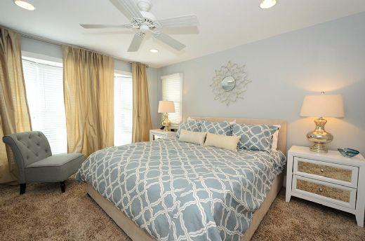 Master Bedroom - 2720 East County Hwy 30A - Seaside - rentals