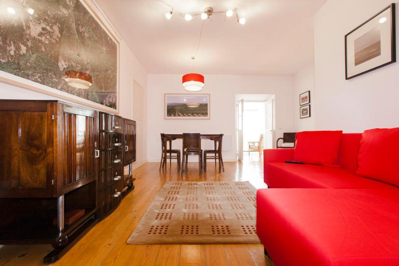 Living room - Alfama Photography House - Lisbon - rentals