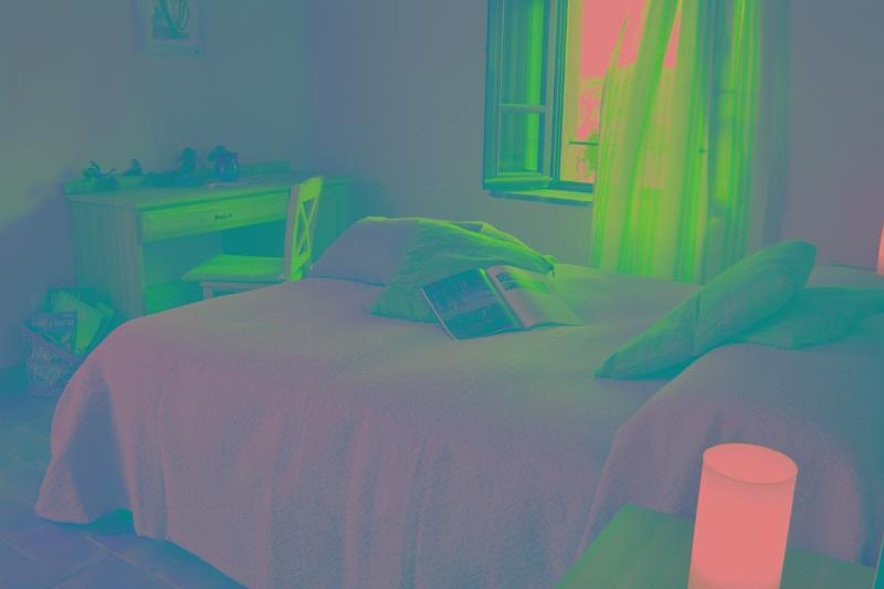 "The double room - Locanda del Viandante - The ""Suite Ginepro"" surrounded by nature - Anghiari - rentals"