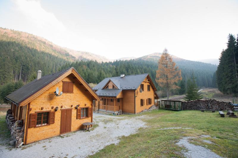 exterior summer - Wili Hunter Chalet Bear - Donovaly - rentals