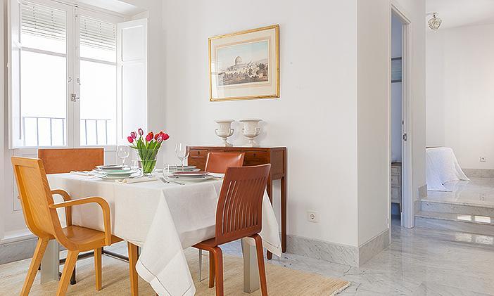 Casa de Santa Cruz - Image 1 - Seville - rentals