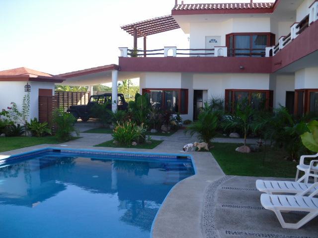 Glass By House - Image 1 - Nuevo Vallarta - rentals