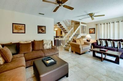 Living room - North Beach Village Unit 27 - Holmes Beach - rentals
