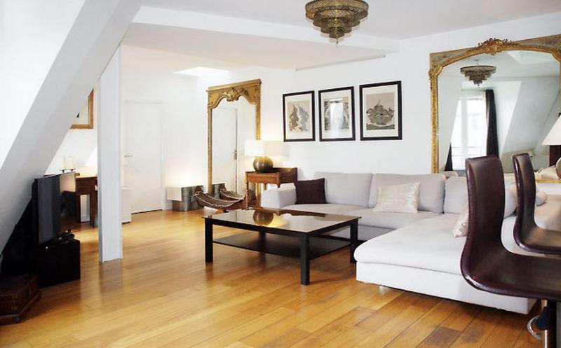 Republique - 1 Bedroom 1 Bath (4527) - Image 1 - Paris - rentals