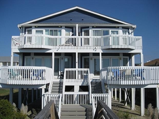 430 East Second Street - East - East Second Street 430 - East - Sea Escape Jamrok - Ocean Isle Beach - rentals