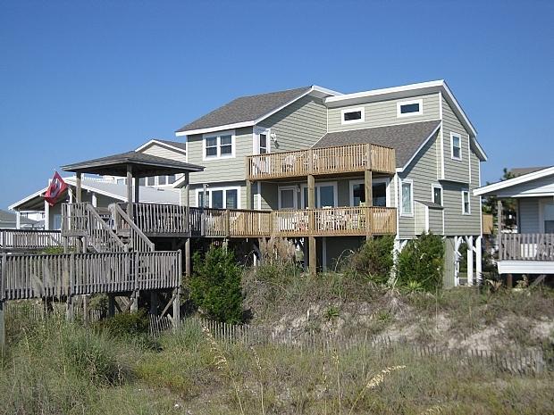 256 East First Street - East First Street 256 - Buckeye Beach Retreat - Ocean Isle Beach - rentals