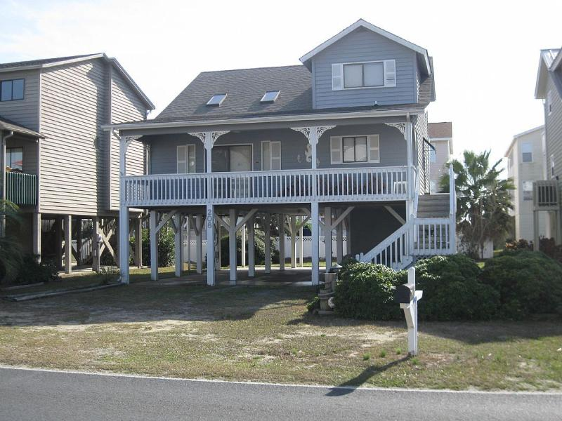 208 East Second Street - East Second Street 208 - Shaw - Ocean Isle Beach - rentals