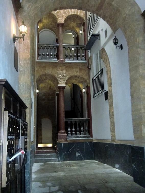inside - Palazzo Nuccio guest house Ex Locanda Termini - Palermo - rentals