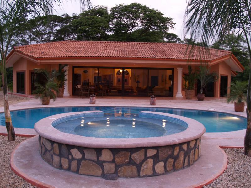 View from the Ocean side - Luxurious Ocean View Villa - Isla Gitana - rentals