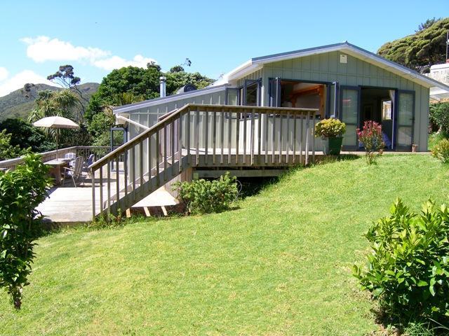 mcmanaway house - Great Barrier Island  Mcmanaway house - Lake Tekapo - rentals