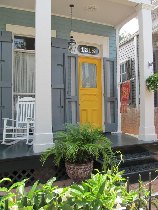 outside of house - Garden District Of New Orleans - New Orleans - rentals