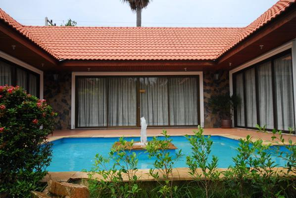 Front View - Beach House with Large Living Room at Sam Roi Yot - Sam Roi Yot - rentals