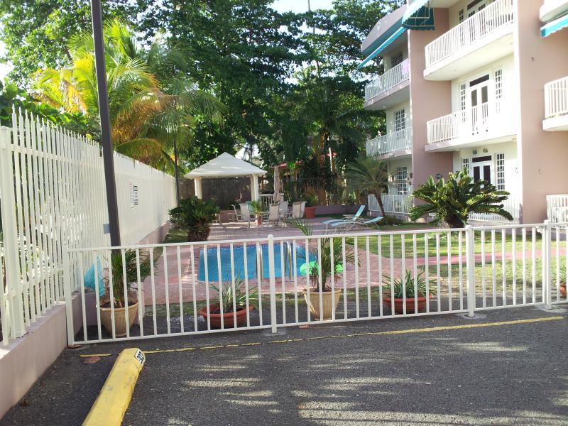 beach front condo - Image 1 - Rincon - rentals