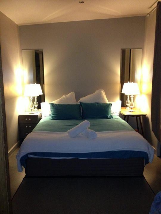 King sized luxurious bedroom - The love shack Blairgowrie - Blairgowrie - rentals