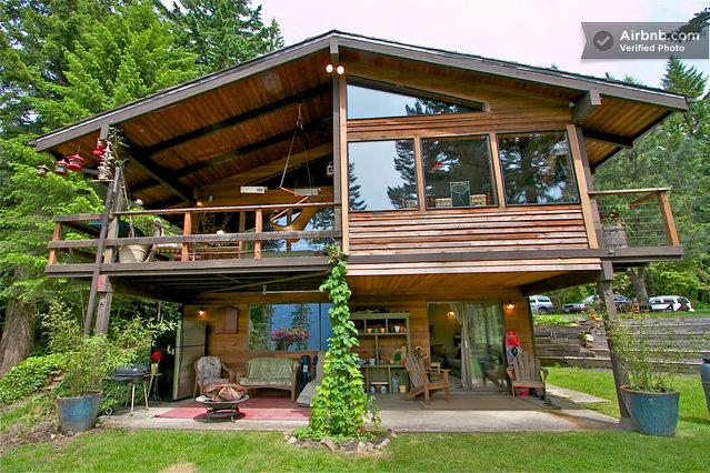 Retreat in the Columbia Gorge - Image 1 - Stevenson - rentals