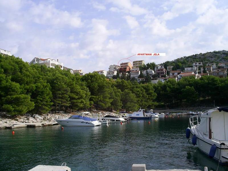 Apartmani JELA Croatia - Drage - Image 1 - Drage - rentals