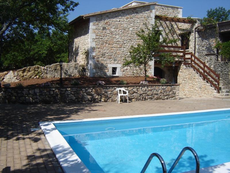 villa near to Todi and Montefalco - Image 1 - Gualdo Cattaneo - rentals