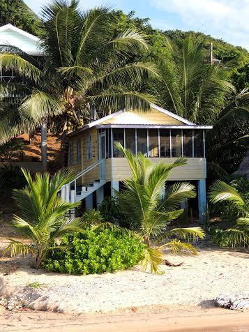 Starfish Cottage - Guanaja Caribbean Cottages Resort - Guanaja - rentals