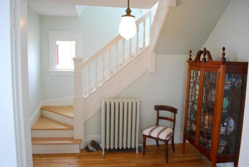 Entryway - Renovated and Stylish Downtown Home - Charlottetown - rentals