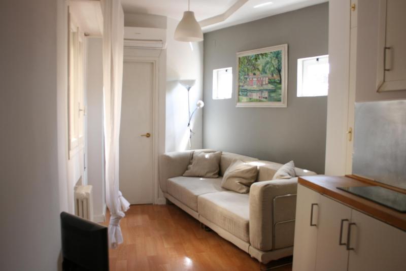 Spain Square Studio - Image 1 - Madrid - rentals