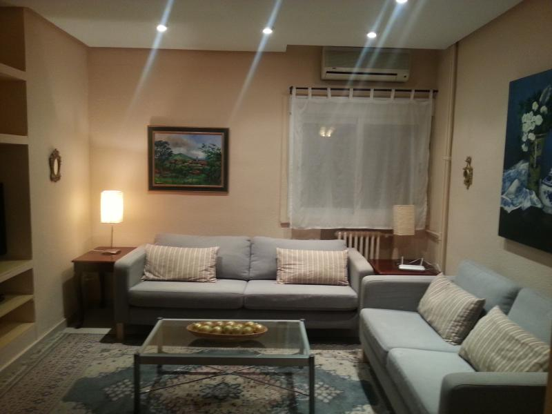 Berlin Apartment 3 double bedrroms - Image 1 - Madrid - rentals