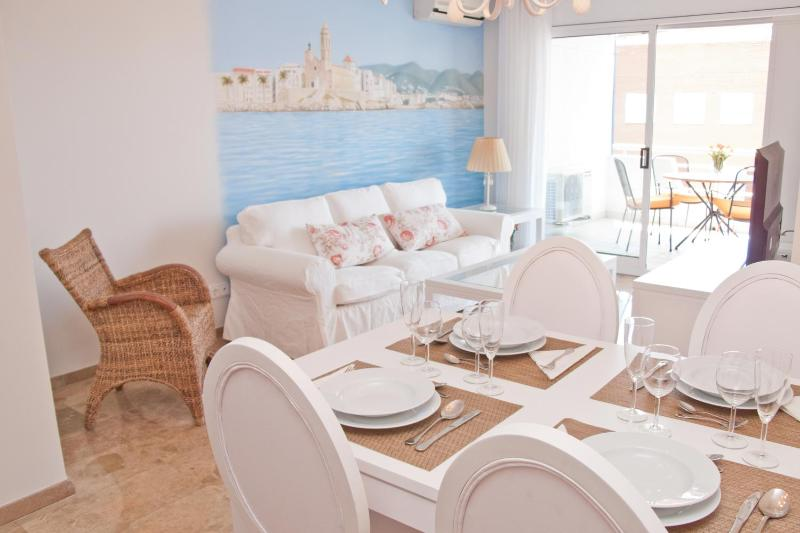 DELICIOUS apartment in Sitges - Image 1 - Sitges - rentals